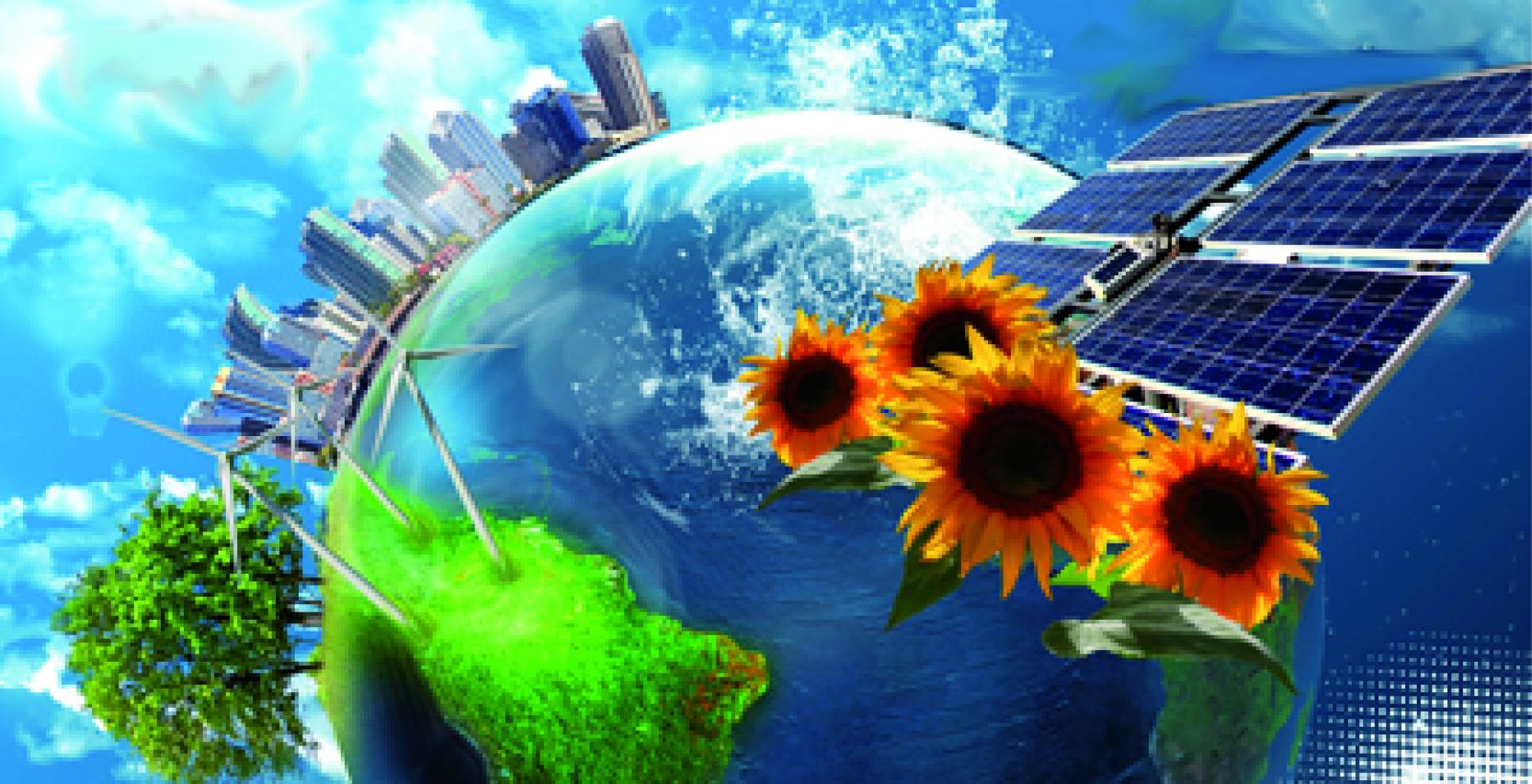 Tecnologías En Energías Ecológicas Y Cibernética